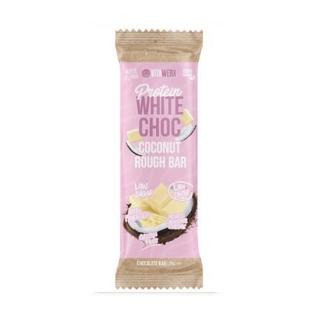 Vitawerx White Choc Coconut Rough 35g