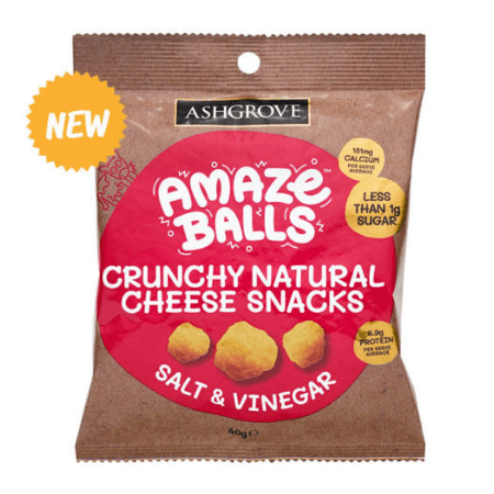 Amazeballs Salt & Vinegar
