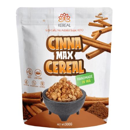 Kereal Cinna Max Cereal