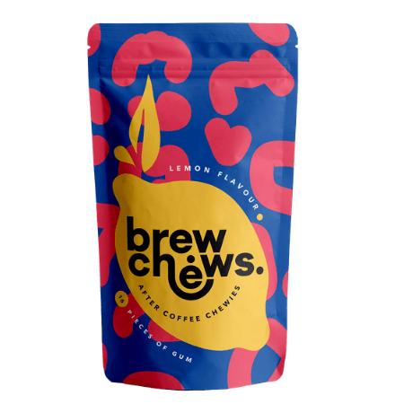 Brew Chews Lemon