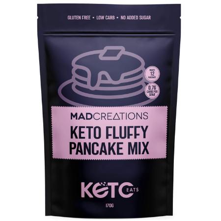 Mad Creations Keto Fluffy Pancake Mix